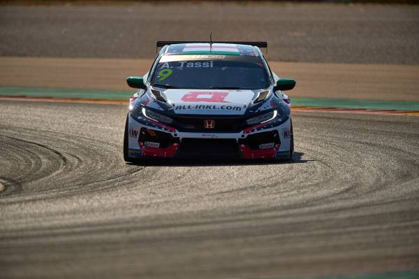 Civic Type R TCR racers Hungary to get back on track