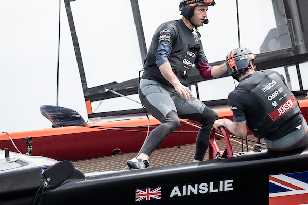 Team Great Britain SailGP Team presented by INEOS wore the same Spinlock PFD as INEOS TEAM UK