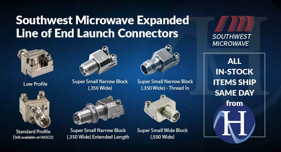 Click Here for HASCO End Launch Connectors