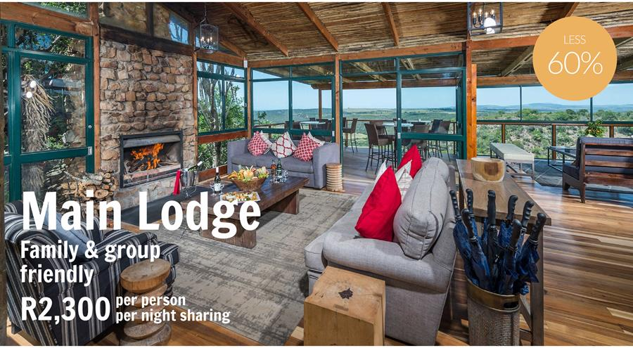 Hugely Discounted Specials at Main Lodge