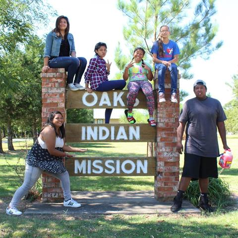 Oaks Indian Mission