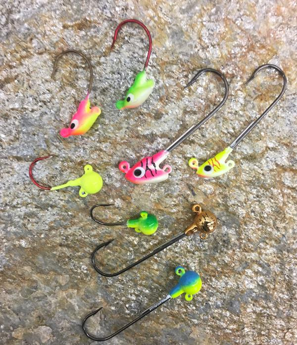 Fire-Ball Jigs