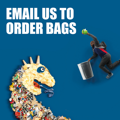 Email us to order bags gbspringclean@keepbritaintidy.org