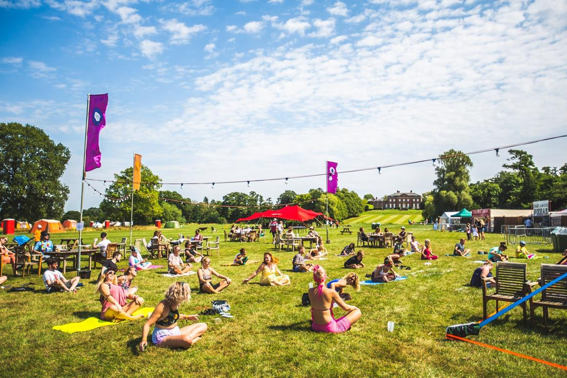 Shambala Festival: Camp Kin: Come camping with us this Summer: Bookings are live! 2