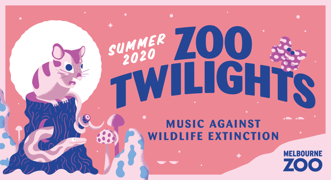Zoo Twilights - Summer 2020 at Melbourne Zoo - Music Against Wildlife Extinction