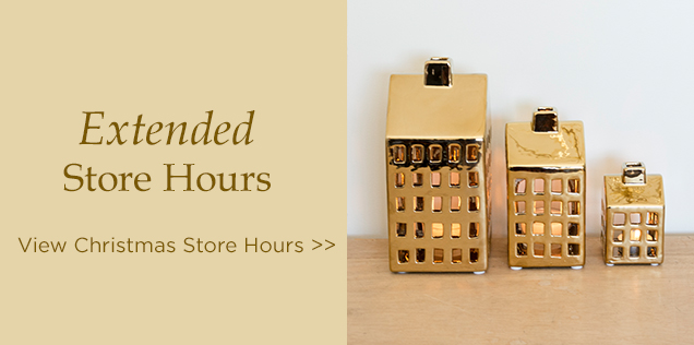 Extended Store Hours...
