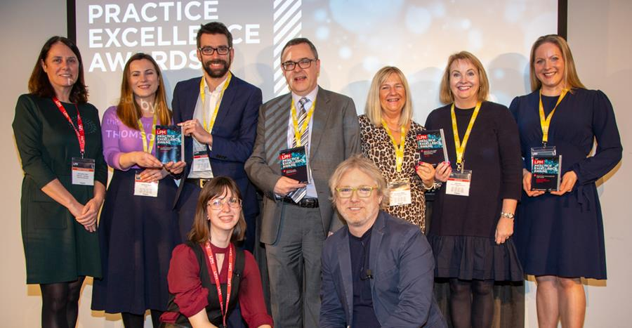 Image: LPM Practice Excellence Awards 2020