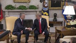 Secretary General visits NATO-Georgia exercise