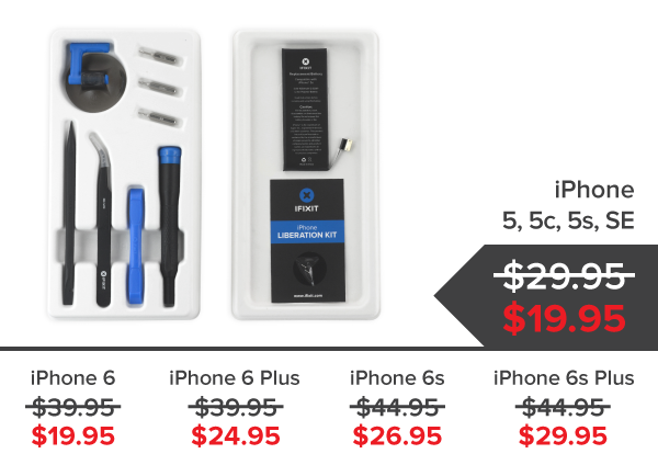 iPhone battery pricing