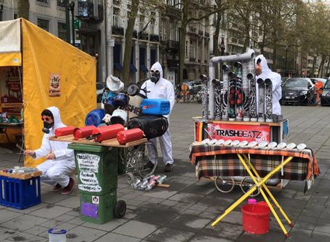 International Repair Day in Leuven