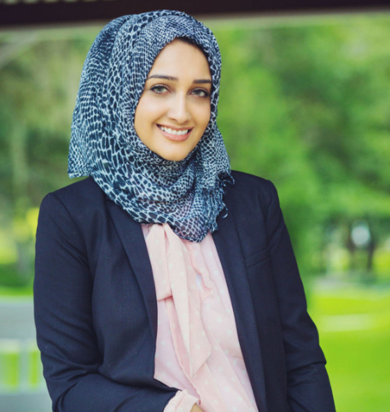 Zainab Merchant, 25, is an author from Gainesville, Florida. She was traveling with her 6-month-old baby and her husband to a wedding in Vancouver, Canada, a journey that involved several flights and a car ride.