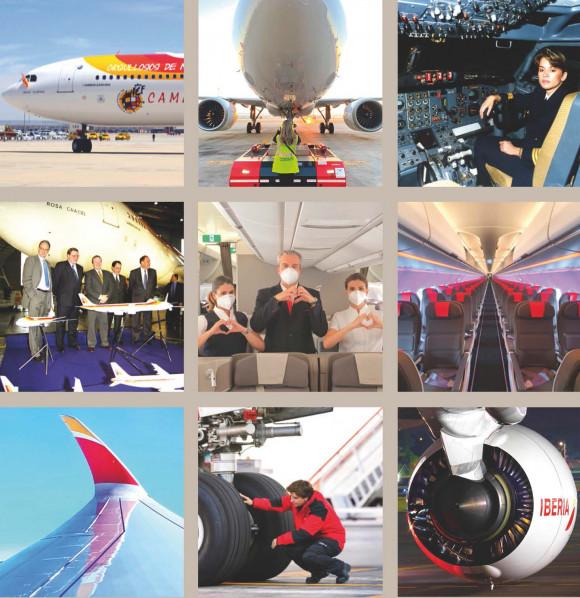 40 aniversario Iberia-Airbus