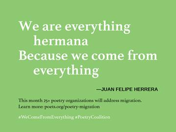 Poetry & Migration