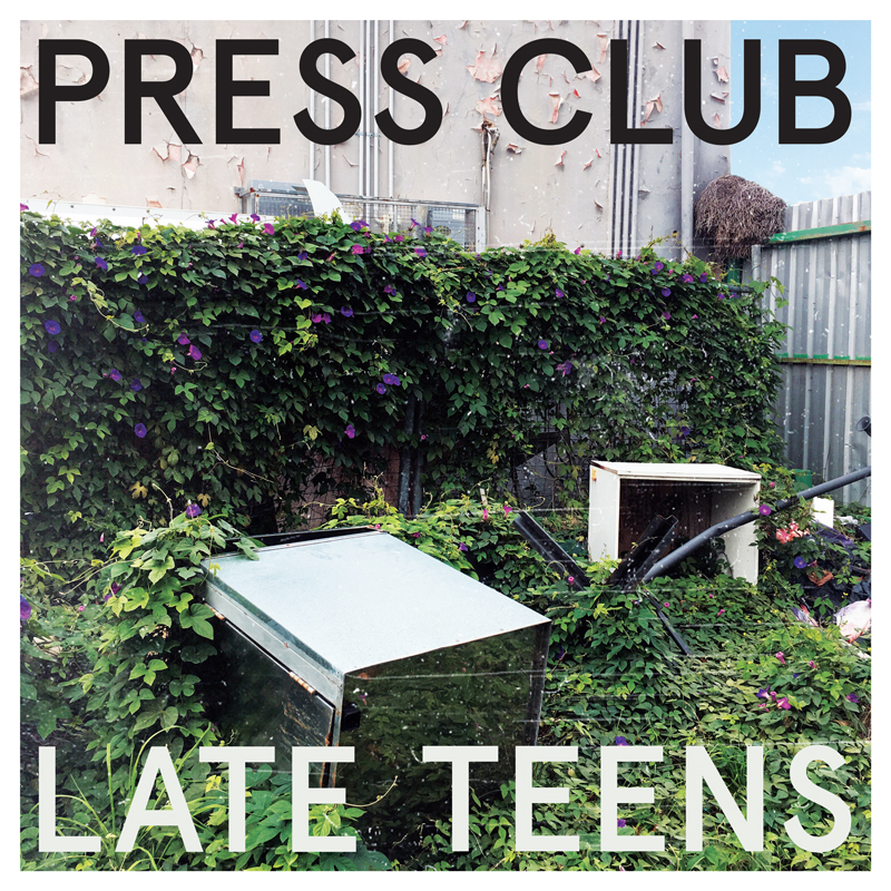 PRESS CLUB share new single Suburbia and announce first UK tour dates for Spring 2019, The Non-Modern Man | Unfashionablemale