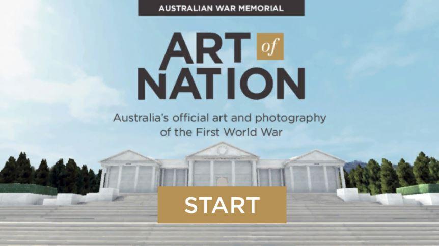 Art of Nation Banner